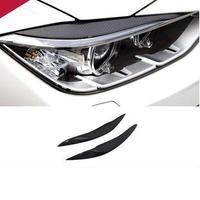 BMW ステッカー ヘッドライト カーボンファイバー Mパフォーマンス F30 F35 h00262