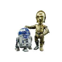 スターウォーズ ヒーロークロス HEROCROSS Hybrid Metal Figuration #024 R2-D2 & C-3PO