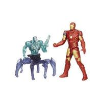 """マーベル ハズブロ HASBRO Avengers: Age of Ultron 2.50"""" Two Pack Series 01 Iron Man Mark XXLIII & Sub-Ultron"""