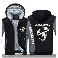 高品質 アバルト Abarth あったかフリース ジップアップパーカー 衣装 コスチューム 小道具 海外限定 非売品 映画グッズ 映画関連4