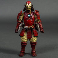 アイアンマン Bandai Meisho Manga Realization Marvel Comics Samurai Iron Man Mark 3 Figure