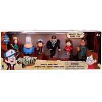怪奇ゾーン グラビティフォールズ Gravity Falls ジャズウェアーズ Jazwares フィギュア おもちゃ Disney 2-Inch Mini Figure 6-Pack