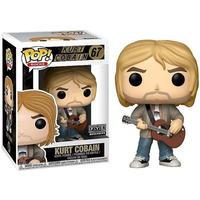 カート コバーン Kurt Cobain ファンコ Funko フィギュア おもちゃ Nirvana POP! Rocks Exclusive Vinyl Figure #67