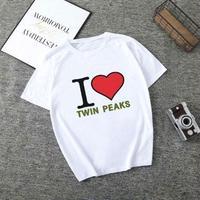 Twin Peaks  ツインピークス  レディース 女性 tシャツ グッズ ドラマ  衣装 コスチューム 小道具 海外限定 非売品 映画グッズ 映画関連  15