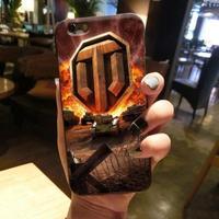 World of Tanks ワールドオブタンクス WoT TPU シリコン Iphone ケース アイフォンケース  WoTグッズ  4