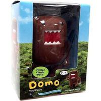どーもくん Domo ダークホース Dark Horse フィギュア おもちゃ Flocked 4-Inch Vinyl Figure [Classic Brown]