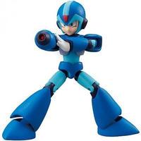 ロックマン Mega Man バンダイ Bandai Japan フィギュア おもちゃ Shokugan 66 Action X 2.6-Inch Figure