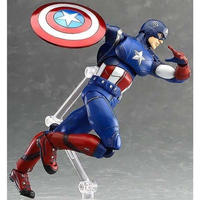 キャプテン アメリカ Captain America マックスファクトリー Max Factory フィギュア おもちゃ Marvel Avengers Figma Series