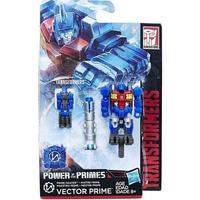 トランスフォーマー  Generations Power of the Primes Vector Prime / Metalhawk Master Action Figure