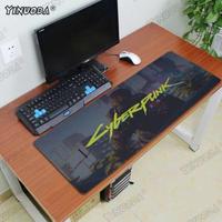 サイバーパンク 2077  ゲーミングマウスパッド  40×90cm  Cyberpunk 2077  ④