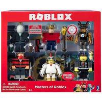ロブロックス Roblox ジャズウェアーズ Jazwares フィギュア おもちゃ Masters of Action Figure 6-Pack