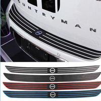 ミニクーパー ステッカー バンパー リア カントリーマン R60 ゴム h00406