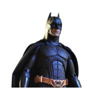ディーシー ネカ NECA Batman Begins Batman 1/4th Scale Figure