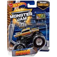 ホットウィール Hot Wheels マテル Mattel Toys おもちゃ Monster Jam 25 Avenger Die-Cast Car #4/7 [Chrome]