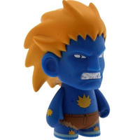 ストリートファイター キッドロボット Kidrobot Kidrobot Street Fighter 3 Inch Mini Series Blanka Figure - 1/20 Ratio