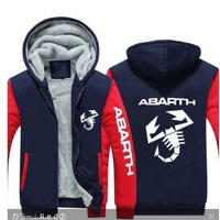 高品質 アバルト Abarth あったかフリース ジップアップパーカー 衣装 コスチューム 小道具 海外限定 非売品 映画グッズ 映画関連2
