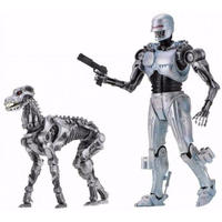 ターミネーター Terminator ネカ NECA フィギュア おもちゃ RoboCop vs. The EndoCop & Dog Action Figure 2-Pack