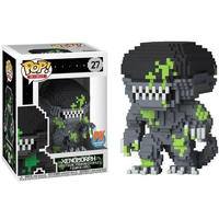 エイリアン Alien ファンコ Funko フィギュア おもちゃ POP! 8-Bit Xenomorph Exclusive Vinyl Figure #27 [Blood Splattered]