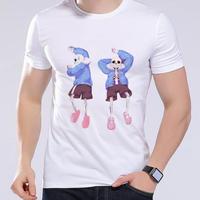 ゲームグッズ アンダーテール Undertale   Annoying dog サンズ sansTシャツ  かわいいサンズ 12
