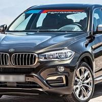 BMW ステッカー ペア Mパフォーマンス X1 X3 X5 X6 Z4 M2 M3 M4 M5 e46 e60 e39 e90 f15 フロント リア 窓ガラス h00052