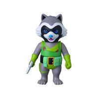 マーベル メディコム トイ MEDICOM TOY Marvel Retro Sofubi - Rocket Raccoon PX Previews Exclusive