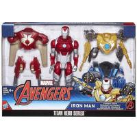 アイアンマン Iron Man ハズブロ Hasbro Toys フィギュア おもちゃ Avengers Titan Hero Series Combat Action Figure