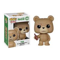 ファンコ ファンコ Funko Funko POP Movies: Ted 2 - Ted With Beer Vinyl Figure