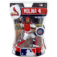 MLB インポートドラゴン Imports Dragon フィギュア おもちゃ Arizona Cardinals 2018 Yadier Molina Action Figure