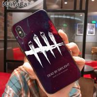 デッドバイデイライト TPU シリコン Iphone ケース アイフォンケース