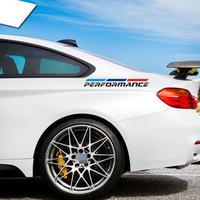 BMW 20個入 ステッカー F30 F10 E90 E60 E40 E36 E46 GT Z X1 X3 X5 X6 Mパフォーマンス サイドボディ h00227