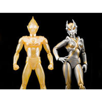ウルトラマン バンダイ BANDAI JAPAN Ultraman ULTRA-ACT Glitter Tiga & Camearra Set Exclusive
