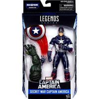 キャプテン アメリカ Captain America ハズブロ Hasbro Toys フィギュア おもちゃ Civil War Marvel Legends Abomination Series