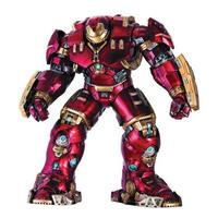 アベンジャーズ : Age of Ultron Hulkbuster Iron Man Action Hero Vignette Pre-Assembled Model Kit, Not Mint