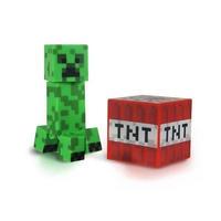 マインクラフト マイクラ ジャズウェアーズ Jazwares Minecraft Core Creeper Action Figure, Not Mint