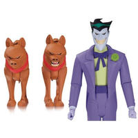ディーシー ディーシー DC COLLECTIBLES The New Batman Adventures The Joker Figure