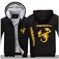 高品質 アバルト Abarth あったかフリース ジップアップパーカー 衣装 コスチューム 小道具 海外限定 非売品 映画グッズ 映画関連7