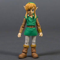ゼルダの伝説 Good Smile Company Legend of Zelda Link Between Worlds Link Figma Deluxe Version