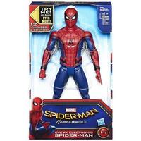 スパイダーマン Spider-Man ハズブロ Hasbro Toys フィギュア おもちゃ Marvel Homecoming Eye FX Electronic Action Figure