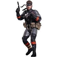 メタルギアソリッド Metal Gear Solid ホットトイズ Hot Toys フィギュア おもちゃ Snake Eater Video Game Masterpiece Naked Snake