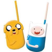 アドベンチャー タイム Adventure Time ジャズウェアーズ Jazwares おもちゃ Walkie Talkies