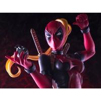 マーベル コトブキヤ KOTOBUKIYA Marvel Bishoujo Lady Deadpool