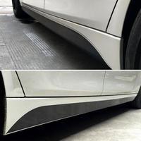 BMW サイドスカート ステッカー ブラック M SPORT Performance ストライプ ビニール デカール F30 F10 F11 F01 E60 E61 E90 E91 h00018