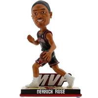 エヌ ビー エー おもちゃグッズ Toys and Collectibles Forever Collectibles NBA Derrick Rose MVP Action Bobble Head