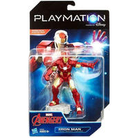 アイアンマン Iron Man ハズブロ Hasbro Toys フィギュア おもちゃ Marvel Avengers Playmation Smart Figure