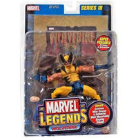 ウルヴァリン Wolverine トイビズ Toy Biz フィギュア おもちゃ Marvel Legends Series 3 Action Figure [Gold Foil Poster]