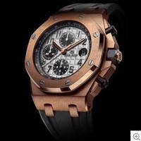 DIDUN design クロノグラフ腕時計 ロイヤルオークオフショアタイプ、ステンレス、ラバーとカラー選択可能