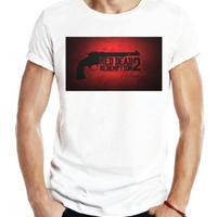 レッド・デッド・リデンプション2  シンプルロゴTシャツ   ホワイト