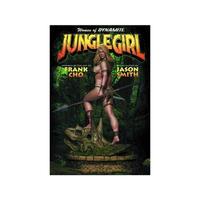 ジャングルガール ダイナマイトエンターテインメント DYNAMITE ENTERTAINMENT Women of Dynamite Jungle Girl Statue
