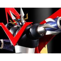 マジンガーZ バンダイ BANDAI JAPAN Mazinger Super Robot Chogokin No.44 Great Mazinger Kurogane Finish