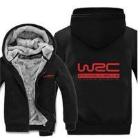送料無料 高品質 WRC   パーカー 世界ラリー選手権 スウェット   ウール ライナー ジャケット 海外限定  3